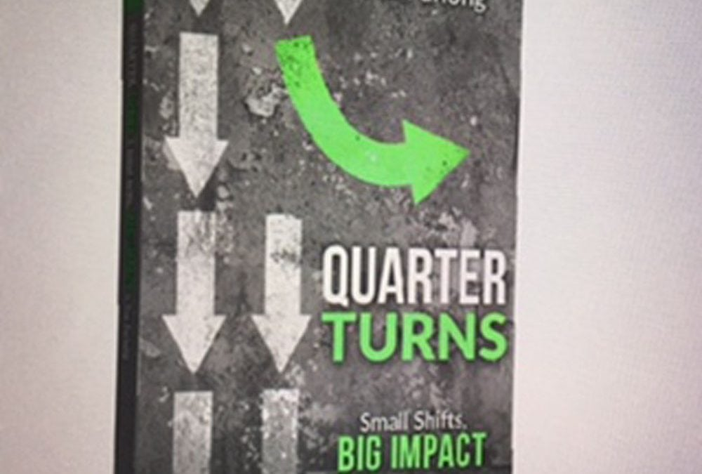 Quarter Turns-The Book