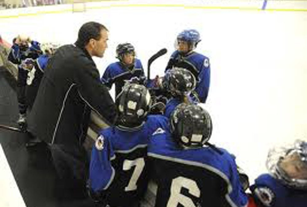 The Hockey Coach