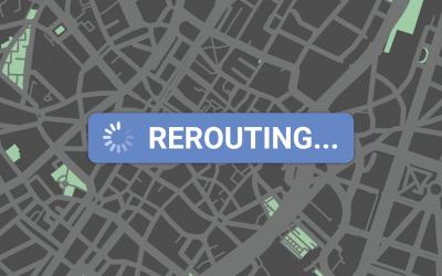 Reroute Your Destination