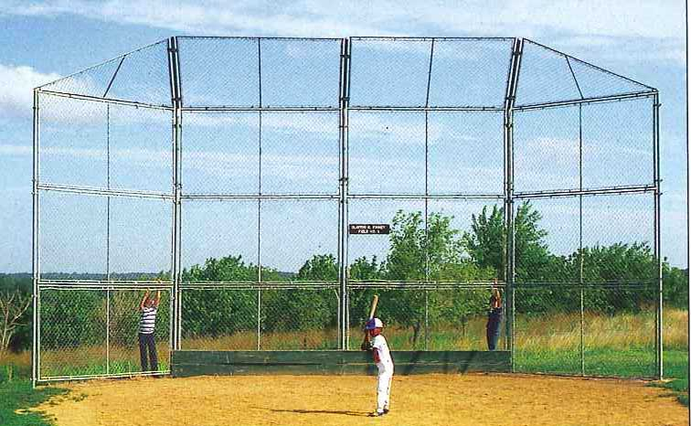 Be the Backstop For Your Team